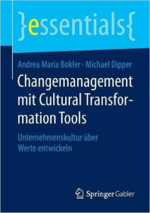 Buch: Changemanagement mit Cultural Transformation Tools, Autoren Bokler und Dipper