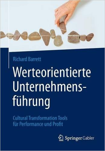 "Deutschsprachige Ausgabe des CTT-Grundlagenwerks ""The Values-Driven Organization"""
